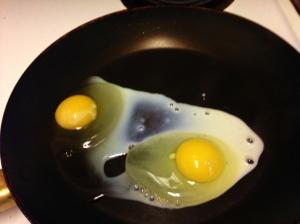 Egg and Vienna Sausage 3