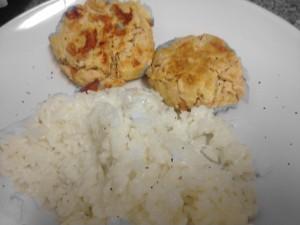 3 ingredient Tuna Patty